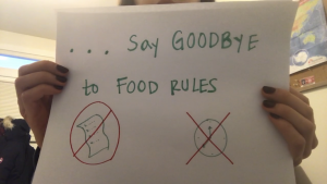 Say Goodbye to Fad Diets