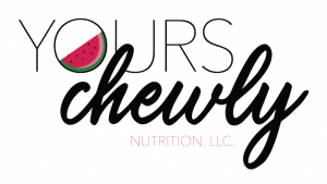 Yours Chewly Nutrition