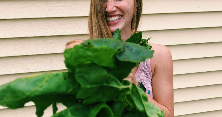 Episode 37: Intuitive Eating Q&A with Yours Chewly