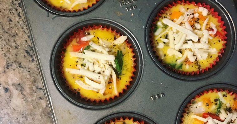 Eggcelent Egg Muffins